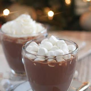 Nutella Hot Chocolate.