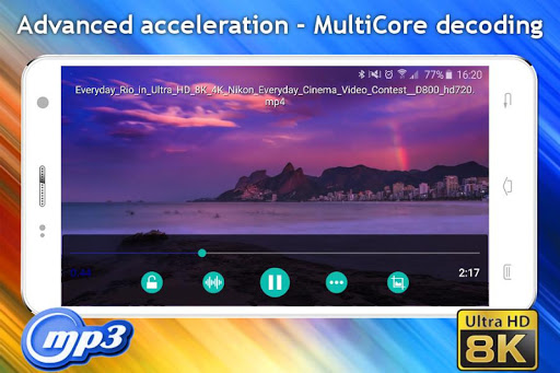 Download 8K Ultra HD Video Player Free Google Play softwares