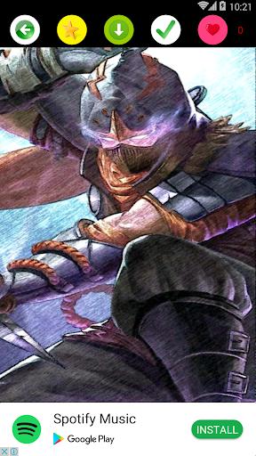 Hero and Skin Mobile Legends Wallpaper  screenshots 3