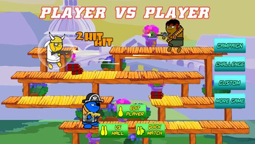 Gun Fight Online:Stick Bros Combat VS Mode apkpoly screenshots 8