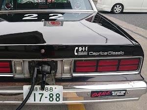 カプリス  ポリスパッケージ 9c1のカスタム事例画像 JEEP CAFE TOKYOさんの2019年07月20日22:15の投稿