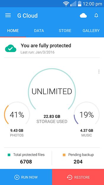 Aplikasi Backup Data untuk Smartphone Android