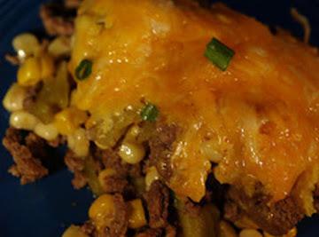 Loaded Mexican Cornbread Recipe