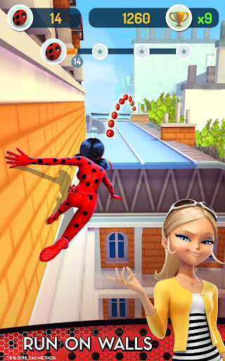 Miraculous Ladybug & Cat Noir screenshots 11