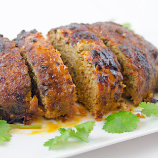Chorizo Turkey Meatloaf