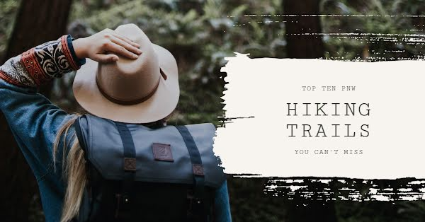 Trails You Can't Miss - Facebook Event Cover Template