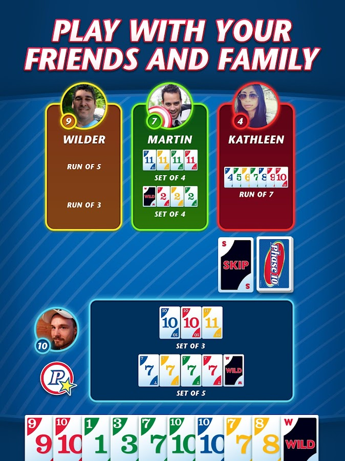 phase 10 multiplayer