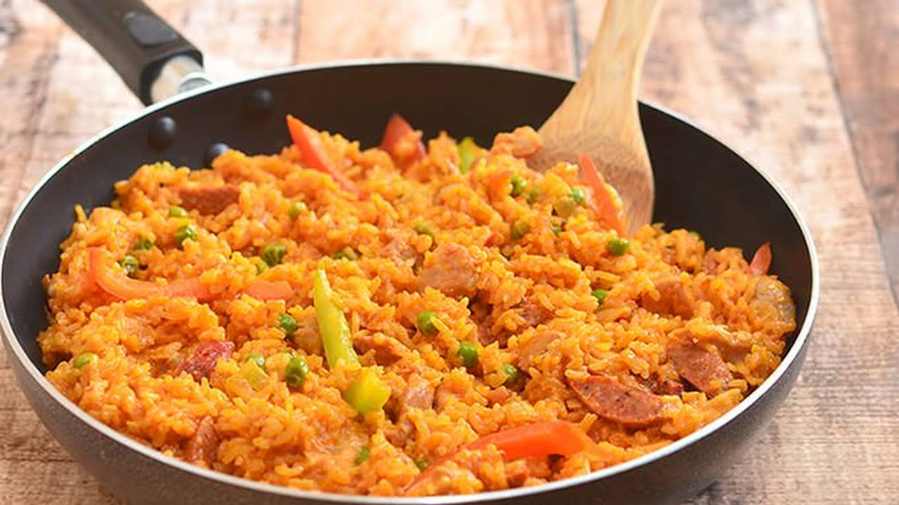 10 Best Chicken Valenciana Recipes Yummly