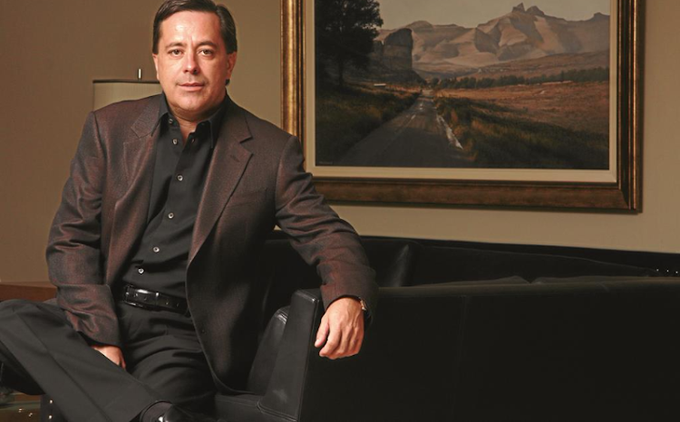 Markus Jooste. File picture: FINANCIAL MAIL