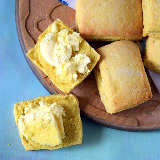 Saffron Honey Biscuits