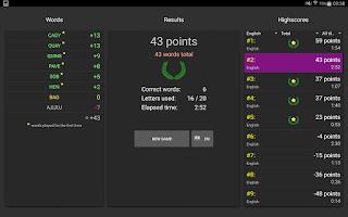 Screenshot of WordMix Pro