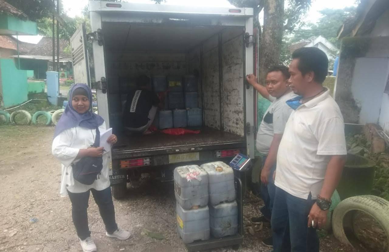 Donasi Minyak Jelantah di Magetan Capai 5 Ton