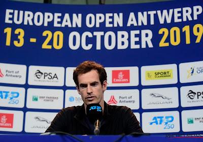 """Ook Murray zelf is onder de indruk: """"Ik begrijp niet waarom Kimmer niet vaker op hardcourt speelt"""""""