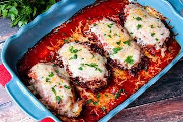 Chicken Parmigiana (Parmesan)