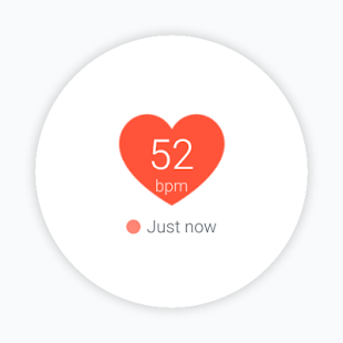 Cardiogram for Android Wear- screenshot thumbnail
