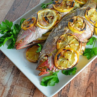 Grilled Red Snapper Recipes.