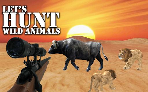Frontier Animal Hunting: Desert Shooting 17 3.0 screenshots 5