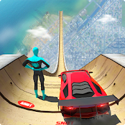 Superhero Games – Mega Ramp MOD APK 1.8 (Unlimited Money)