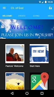 Harrisburg Church of God - náhled