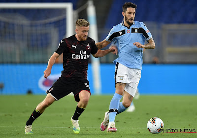 """Le meilleur moment d'Alexis Saelemaekers à Milan: """"Avec des supporters, ça aurait été encore plus beau"""""""