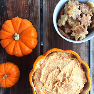Lighter Than Air Pumpkin Mousse Dip.
