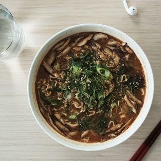 Kimchi Miso Ramen