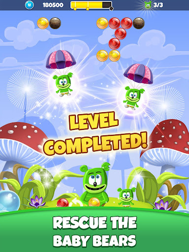 Gummy Bear Bubble Pop - Kids Game apktram screenshots 10