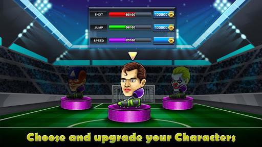Head Soccer World Champion 1.0 screenshots 2