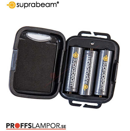 Tillbehör V3pro (3xAA) alkaline Batterihållare