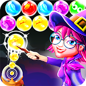 Witches Pop: Halloween Bubble Quest