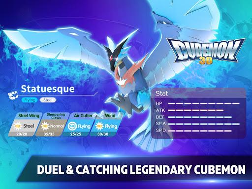 Cubemon 3D:MMORPG Monster Game 5.1 Cheat screenshots 2