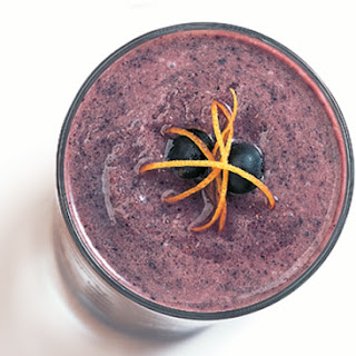 Blueberry-Orange Smoothie
