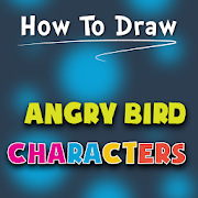 How To Draw: Angry Birds Characters