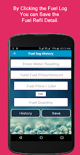 Mileage and Fuel Calculator- screenshot thumbnail