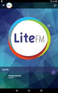 LiteFM- screenshot thumbnail