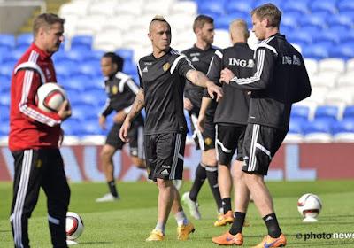 Tout est calme à Cardiff : entraînement détendu pour les Diables Rouges