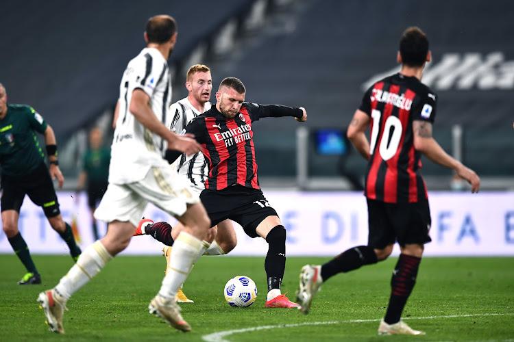 🎥 Les lucarnes du Milan AC contre la Juve