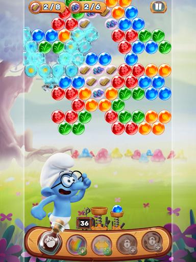 Smurfs Bubble Shooter Story 1.14.14291 screenshots 16