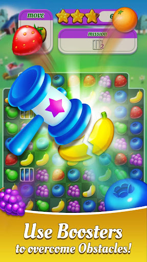 Juice Pop Mania: Free Tasty Match 3 Puzzle Games image | 3