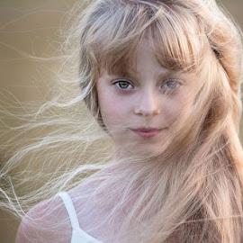 Arisha. by Ирина Кошеварова - Babies & Children Child Portraits ( #shot #soulimage #, #child, #portrait #shot #soulimage #, #russianmodels )