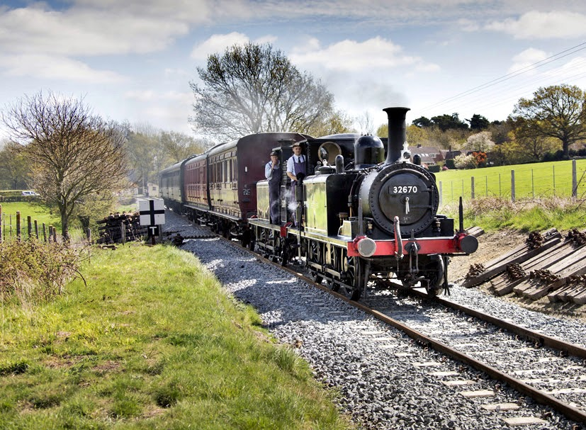 Kent & East Sussex Railway Tenterden