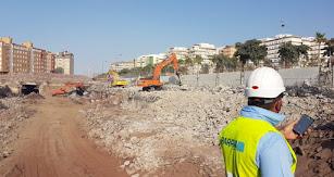 Una intervención llevada a cabo por Grupo Parra en Almería.