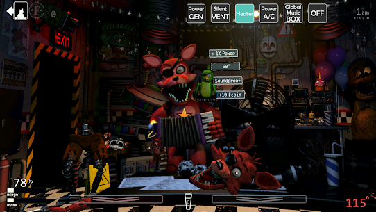 Ultimate Custom Night v1.0.3 MOD APK (UNLOCKED) 5