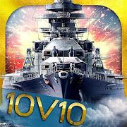 King of Warship: 10v10 Naval Battle