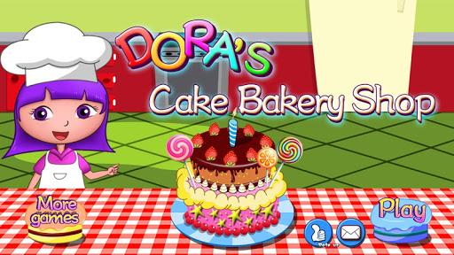 喜朵拉的生日快乐祝福蛋糕礼物麵包店- 免費親子遊戲年齡2+
