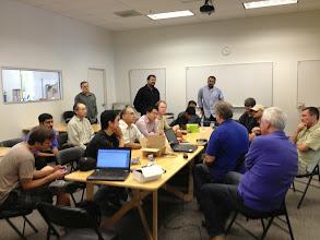 Photo: Bay Area Modular Electronics Meetup