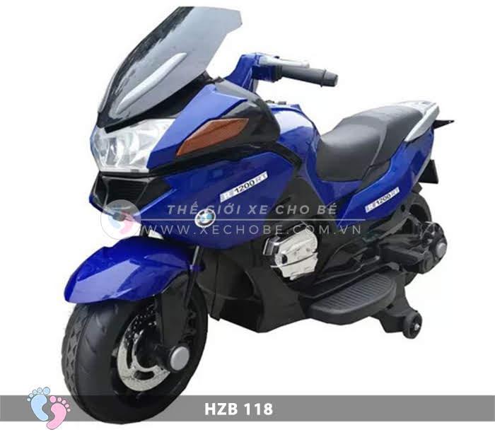Xe mô tô điện cho bé HZB-118 11