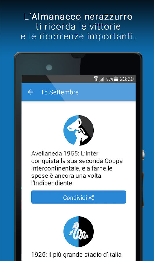 Bauscia Inter- screenshot