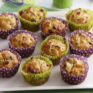 Raisin Muffins