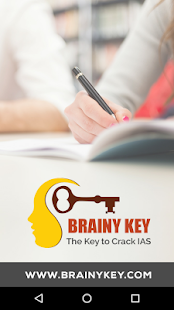 IAS MCQs - Brainy Key- screenshot thumbnail